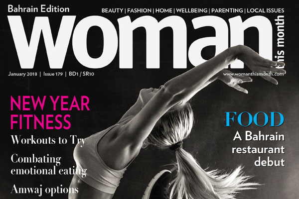January 2018: Editor's NoteWoman This Month Woman This Month